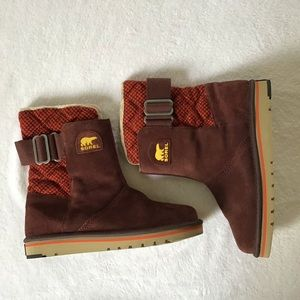 Sorel Campus Boot
